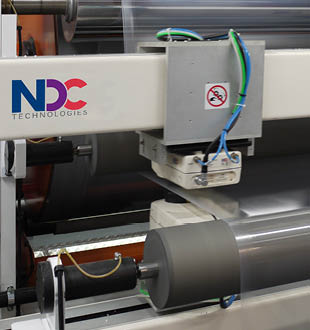 NDC Scanning Web Gauging Measurement and Control System Film and Sheet