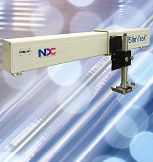 NDC's SlimTrak Web Gauging Scanner